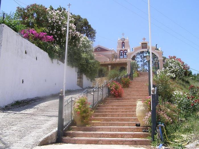 Корфу - «остров вечных возвращений». 64356