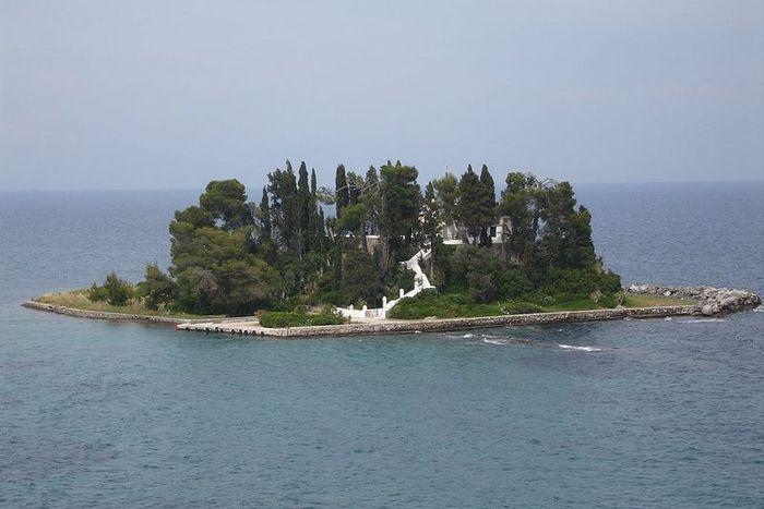 Корфу - «остров вечных возвращений». 33825