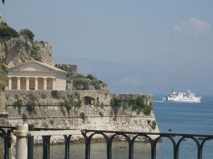 Корфу - «остров вечных возвращений». 38967