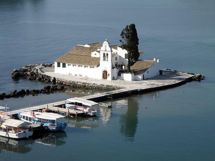 Корфу - «остров вечных возвращений». 34807
