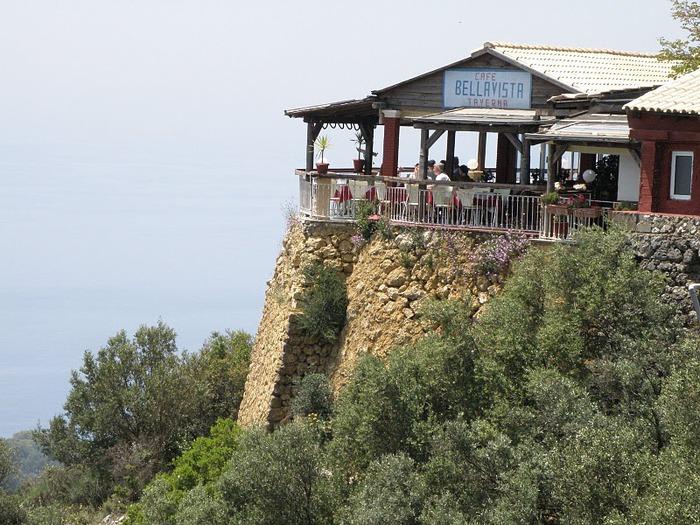 Корфу - «остров вечных возвращений». 74227
