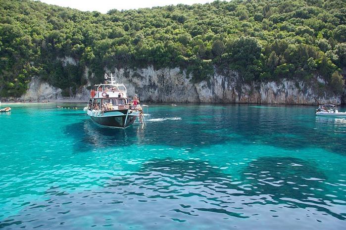 Корфу - «остров вечных возвращений». 93116