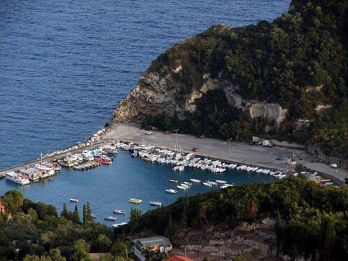 Корфу - «остров вечных возвращений». 12792