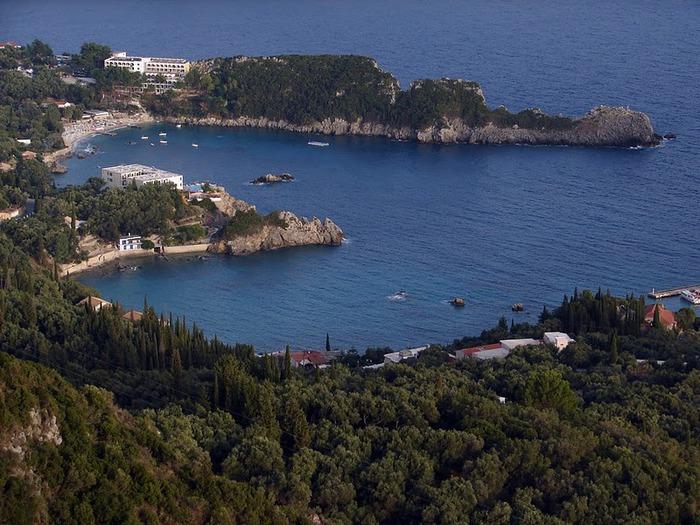 Корфу - «остров вечных возвращений». 78418