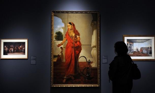 Искусство Кортли Лакхнау, 8 декабря 2010 года.