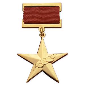 Орден Золотая Звезда Академии МФИАБ