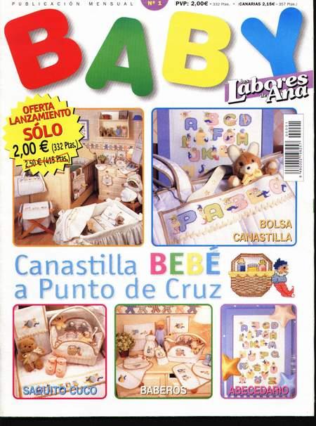 Las Labores De Ana Baby 1