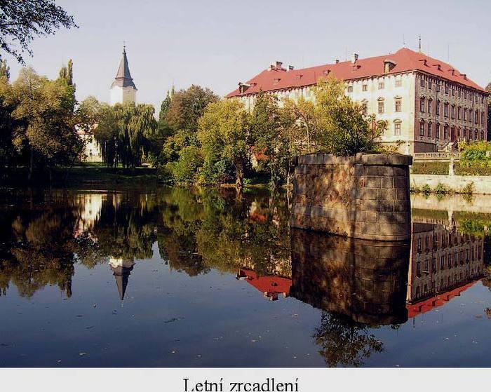 Замок Либоховице . Libochovice 32742