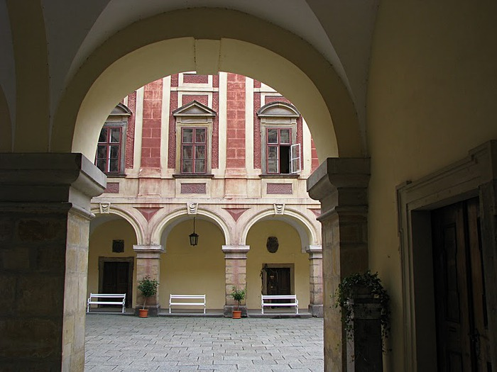 Замок Либоховице . Libochovice 46171