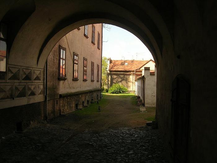 Замок Либоховице . Libochovice 24434