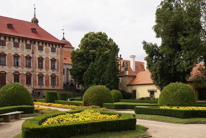 Замок Либоховице . Libochovice 87166