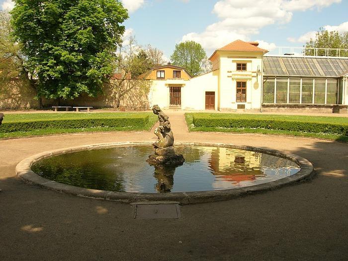 Замок Либоховице . Libochovice 62241