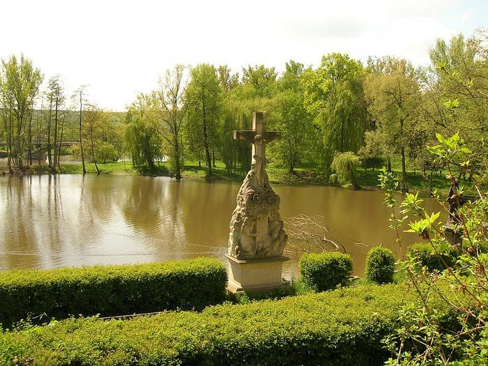 Замок Либоховице . Libochovice 80454