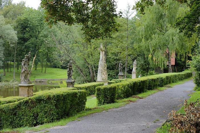 Замок Либоховице . Libochovice 78606