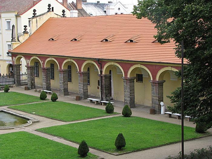 Замок Либоховице . Libochovice 35125