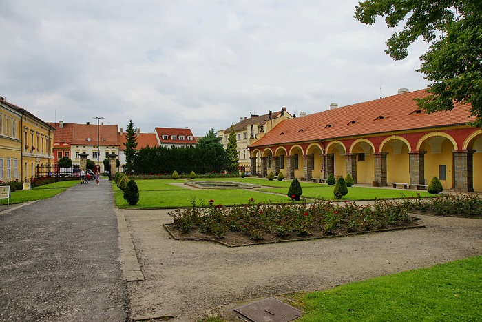 Замок Либоховице . Libochovice 25318