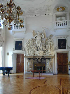 Замок Либоховице . Libochovice 53771