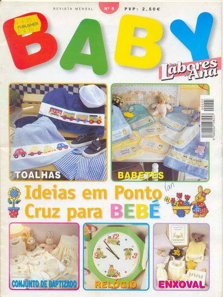 Las Labores De Ana Baby 05