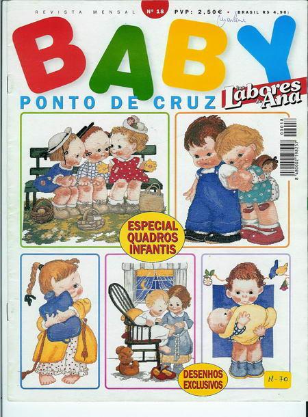 Las Labores De Ana Baby 18