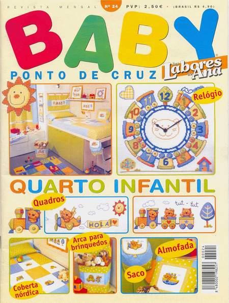 Las Labores De Ana Baby 24