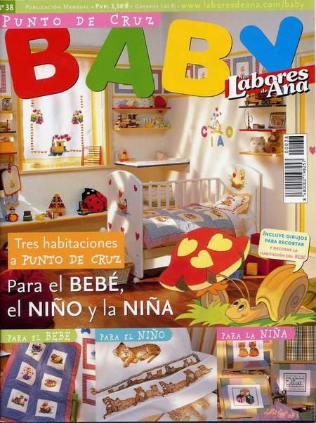 Las Labores De Ana Baby 38