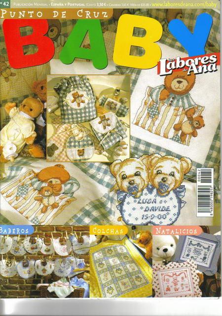 Las Labores De Ana Baby 42