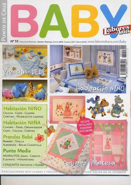 Las Labores De Ana Baby 55