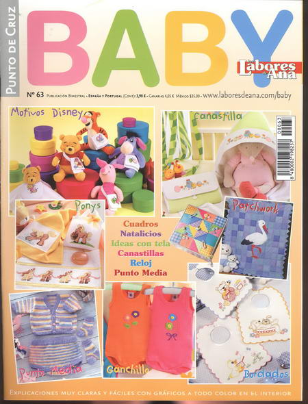 Las Labores De Ana Baby 63