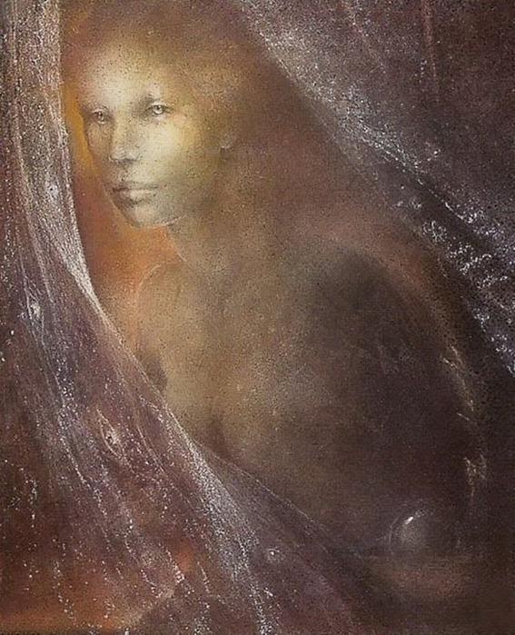 Шаманская живопись от Susan Seddon Boulet  22