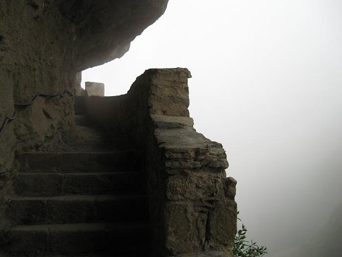 Монастыри Метеоры – парящие в воздухе 11505