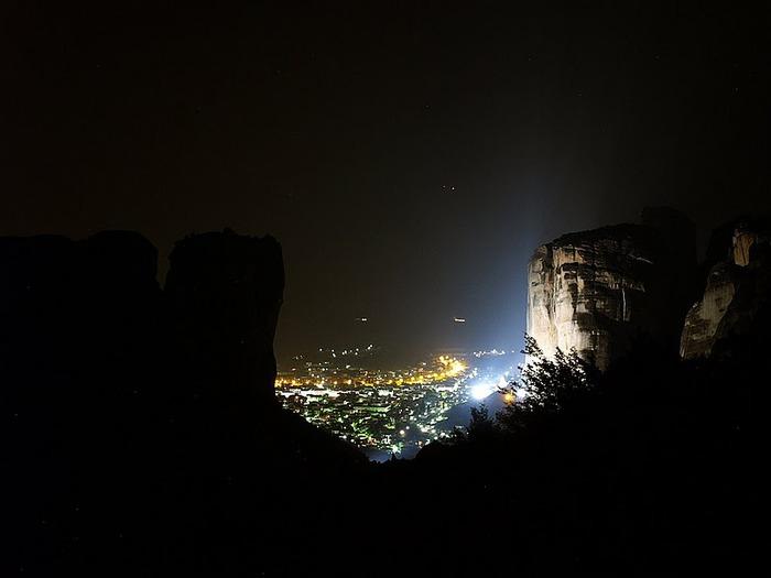 Монастыри Метеоры – парящие в воздухе 78046