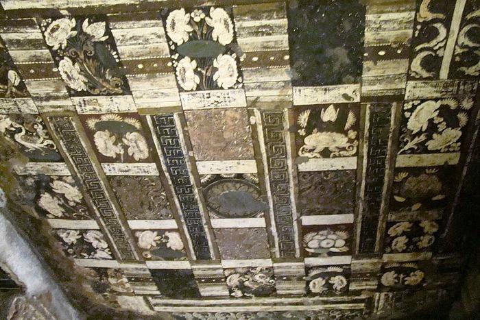 Фрески Аджанты - История на каменных сводах 15173