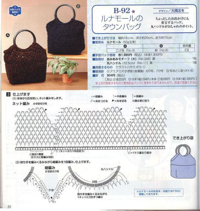 сумки крючком | Записи в