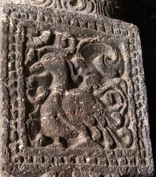 Фрески Аджанты - История на каменных сводах 52899