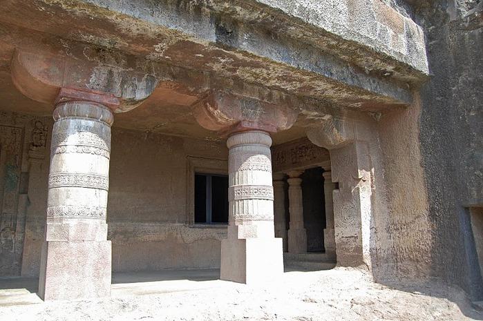 Фрески Аджанты - История на каменных сводах 52462