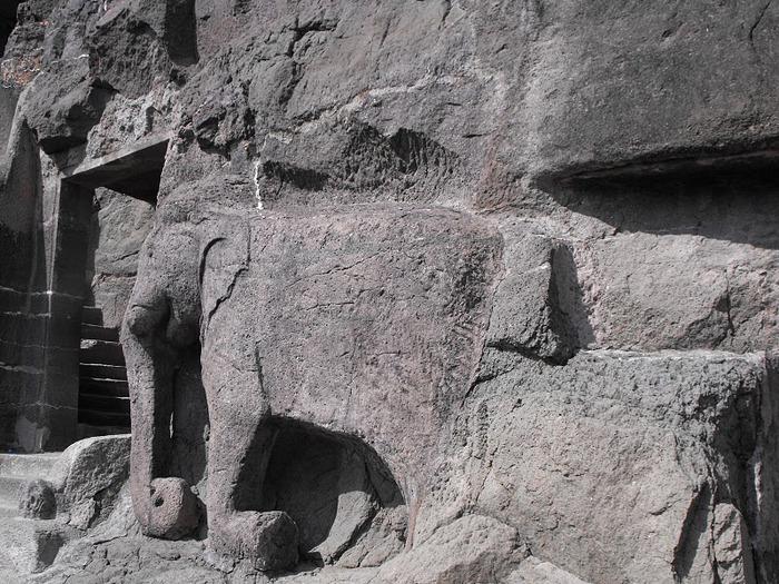 Фрески Аджанты - История на каменных сводах 59643