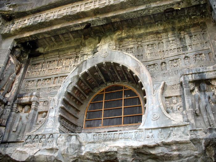 Фрески Аджанты - История на каменных сводах 53147
