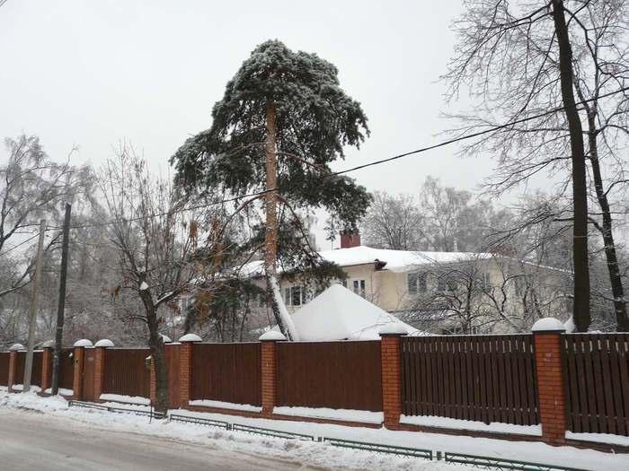Москва, в поселке Сокол