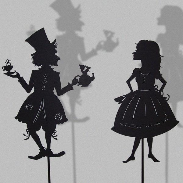 Путешествие в сказку: волшебная игра света и тени 46397