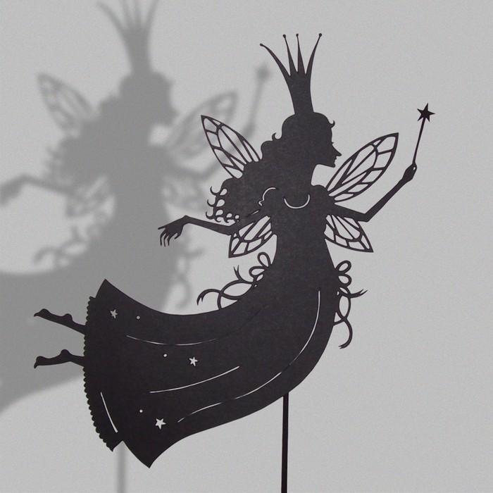 Путешествие в сказку: волшебная игра света и тени 89213