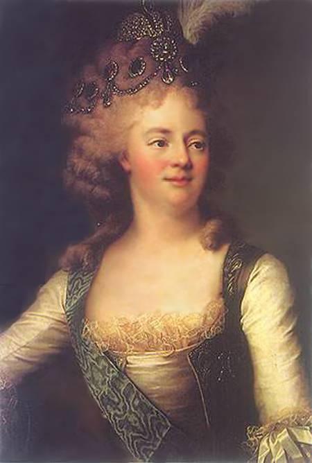Портрет императрицы Марии