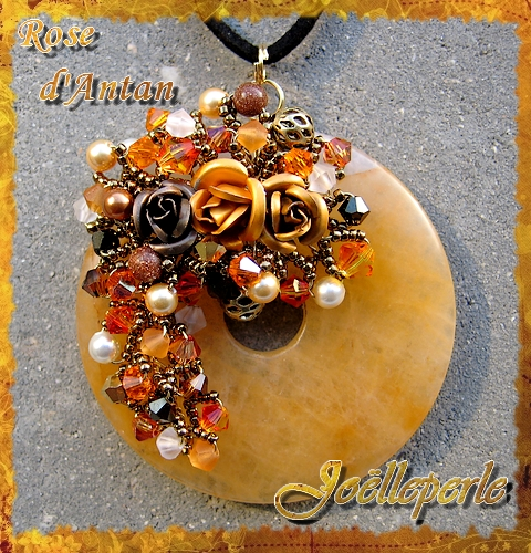 crafty pendants: beaded jewelry