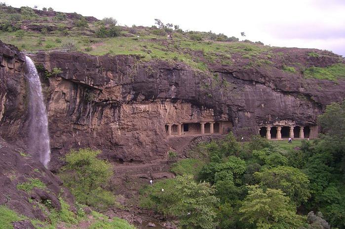 Пещеры Эллора 19857