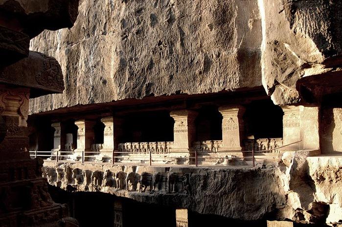 Пещеры Эллора 20700