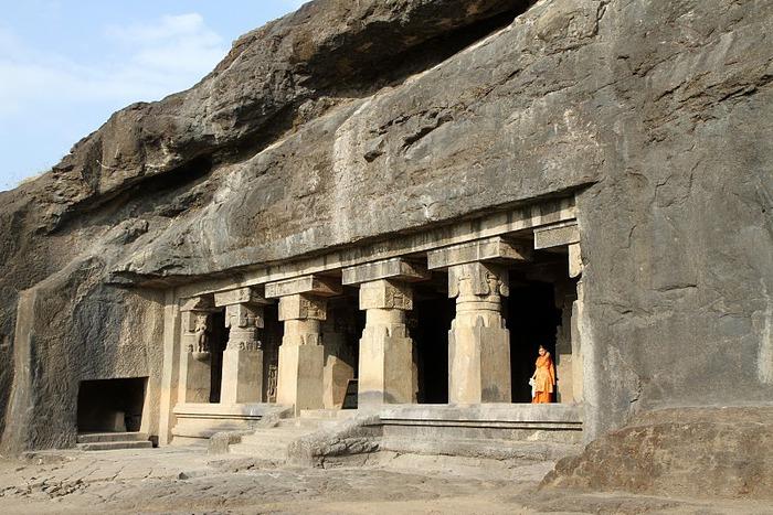 Пещеры Эллора 86838