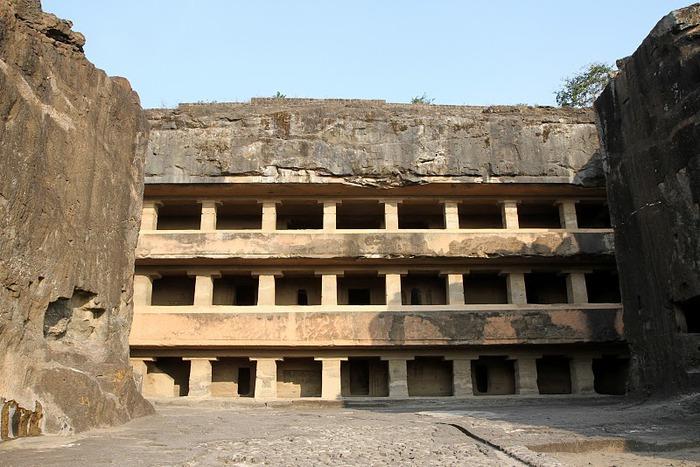 Пещеры Эллора 44867