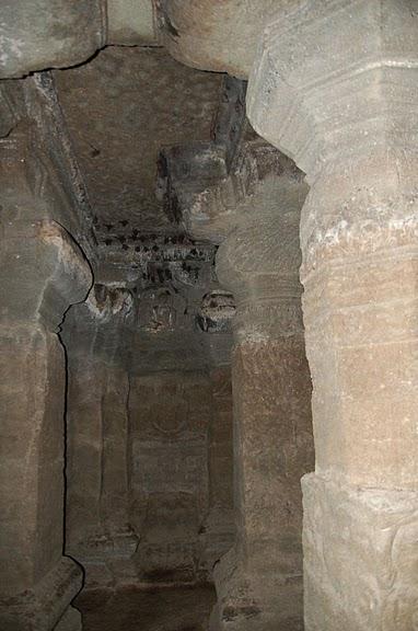 Пещеры Эллора 91794