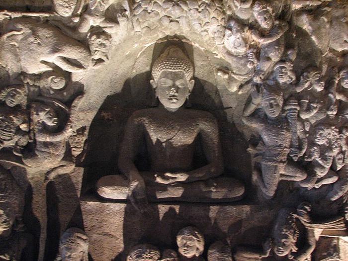 Пещеры Эллора 31138