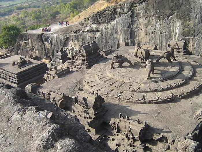 Пещеры Эллора 18056