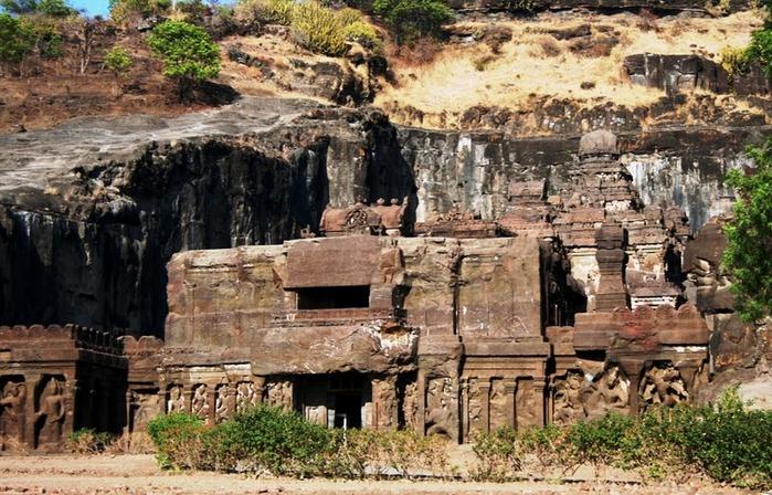 Пещеры Эллора 31318
